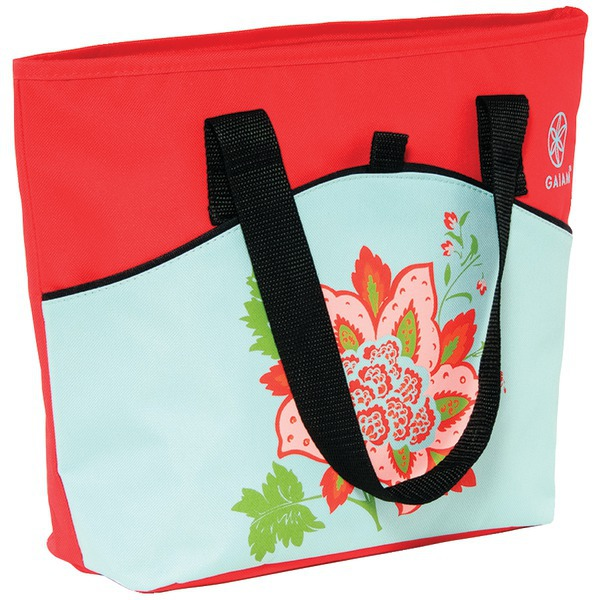 Picnic Tote, Blue China, by Gaiam, $19.99
