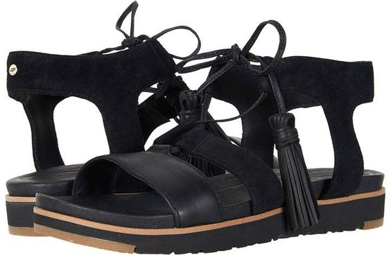 Ugg Maryssa Lace-Up Sandal