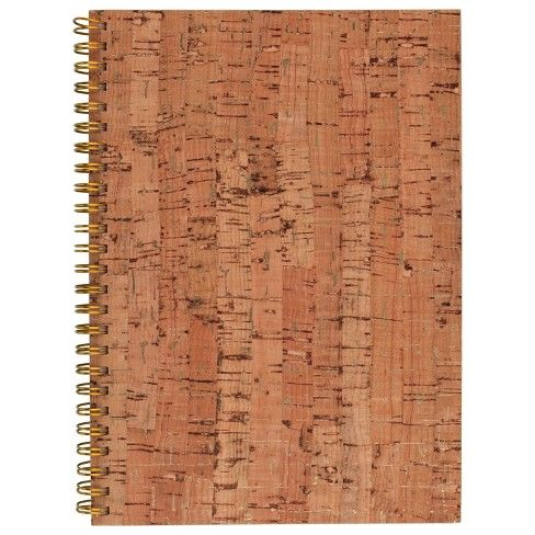 Mead Cork Notebook