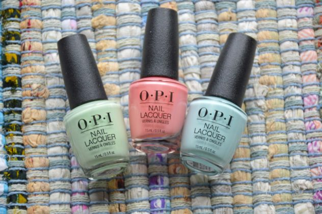 OPI Tropical Shades Nail Polish