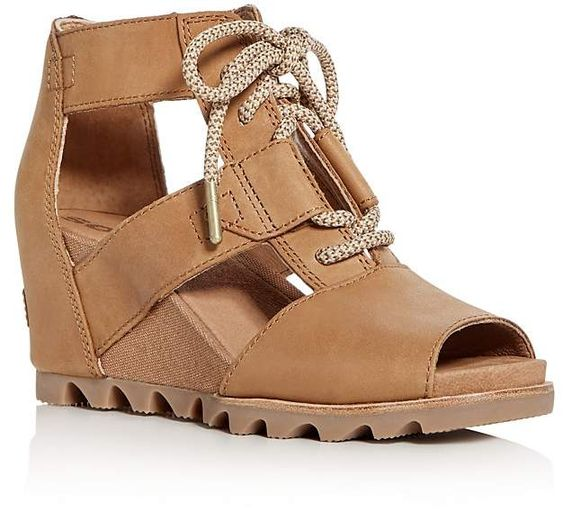sorel joanie wedge