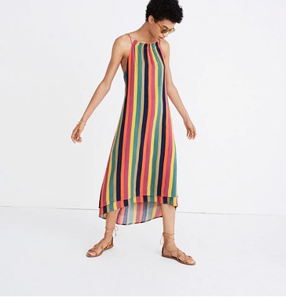 xTavik Lucca Cover Up Dress Madewell