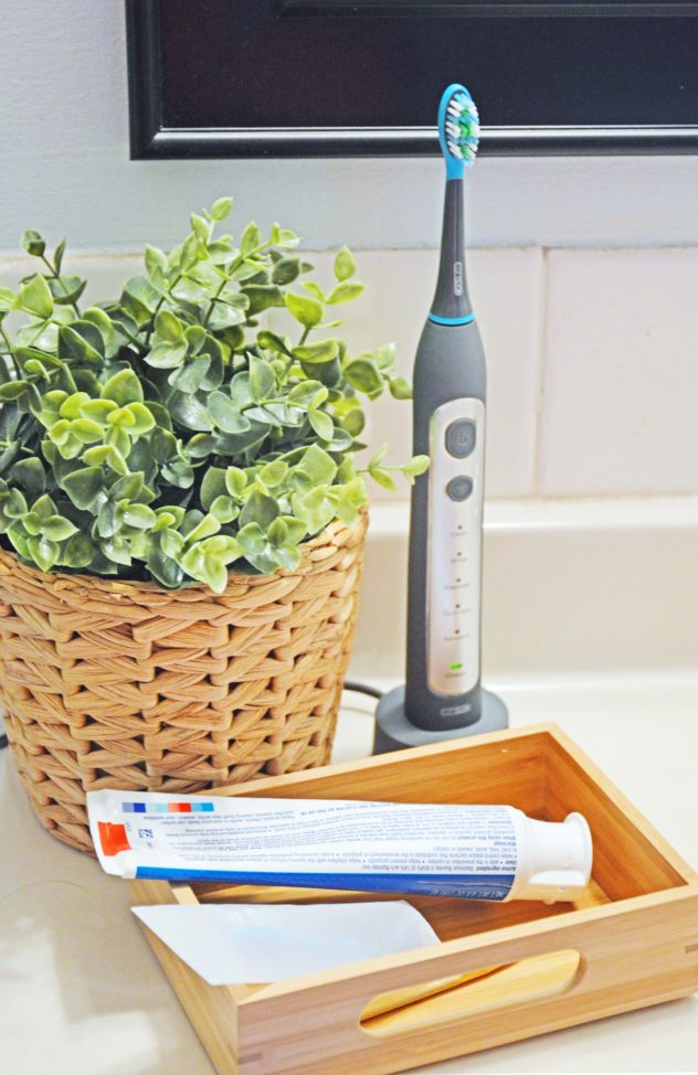 SmileBrilliant cariPRO Ultrasonic Electric Toothbrush