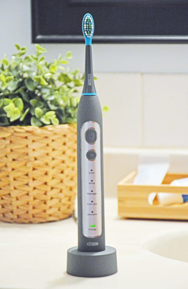 SmileBrilliant cariPRO Ultrasonic Toothbrush