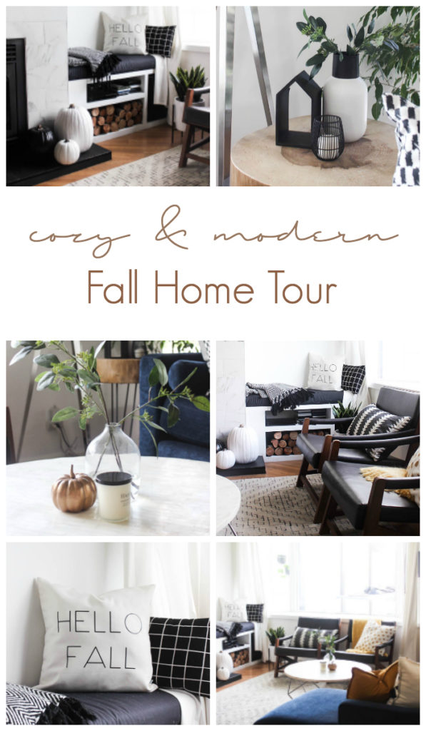 Love Create Celebrate Modern Fall Home Tour