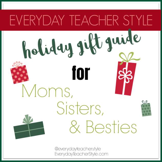 Holiday Gift Guide for Ladies