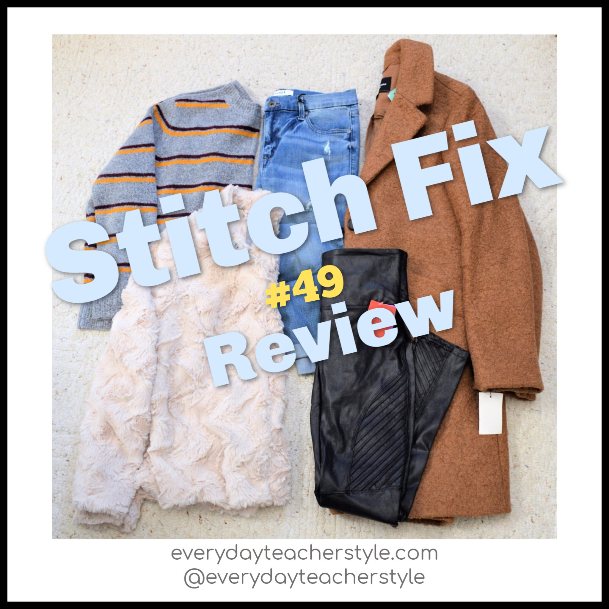 Stitch Fix Review Unboxing