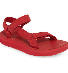Teva Midform Universal in Red