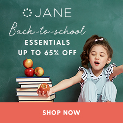 Jane Back to School Sale