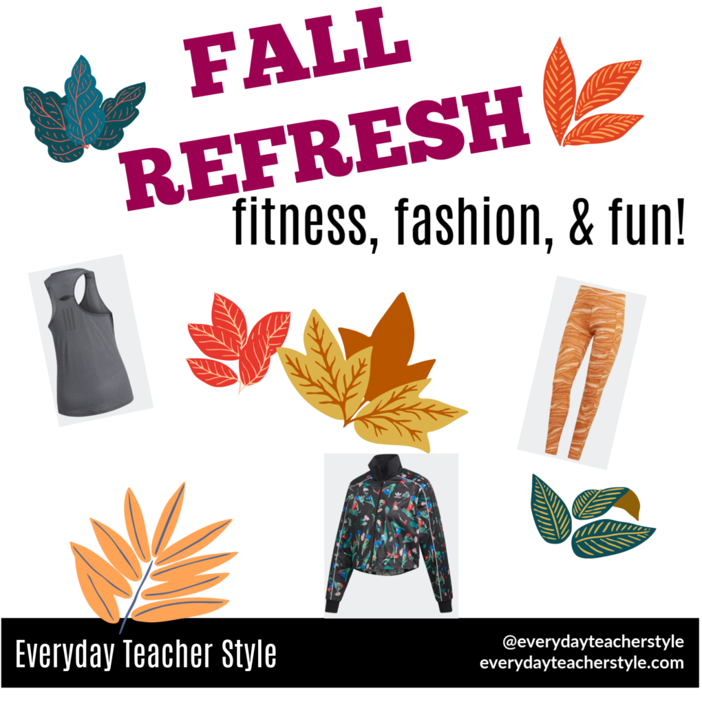 Fall Refresh: Fitness, Fashion, & Fun