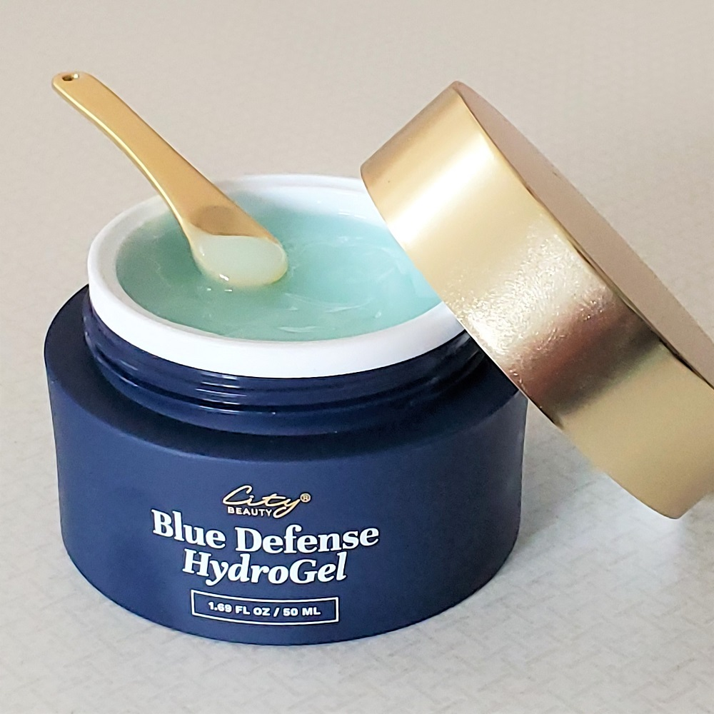 City Beauty Blue Defense HydroGel Review