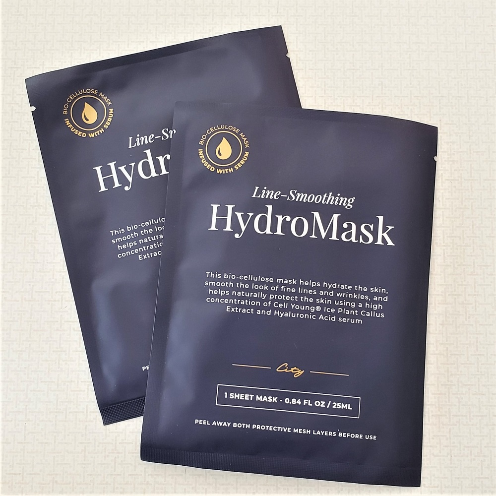 City Beauty Line-Smoothing HydroMask Review