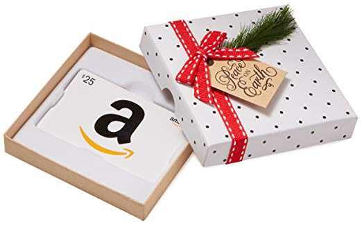 Amazon gift card holiday