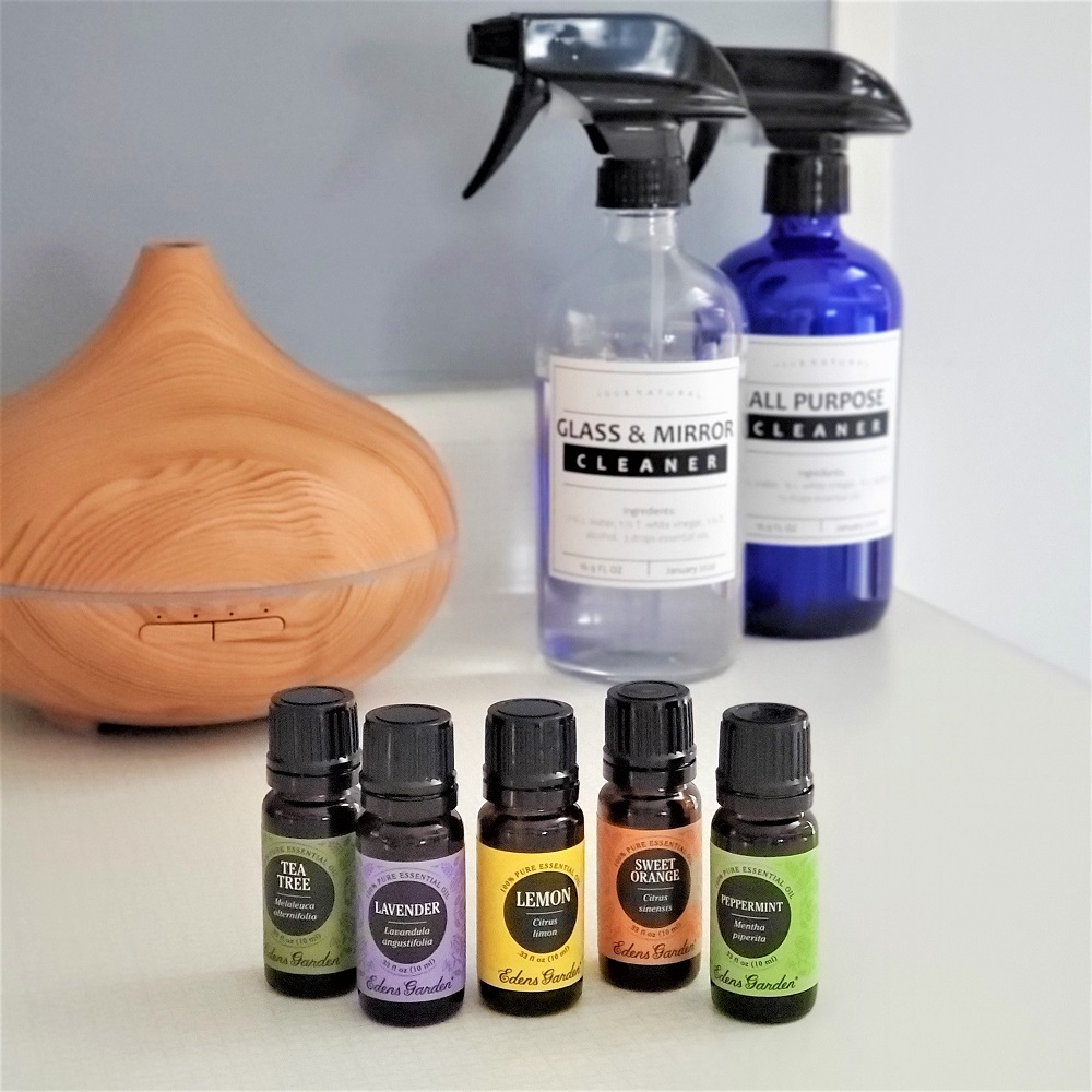 Everyday Teacher Style Essential Oil Cleaning Recipes Edens Gardens Oils