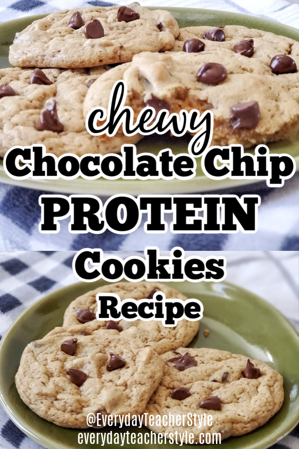 Everyday Teacher Style Chewy Chocolate Chip Cookie Recipe image
