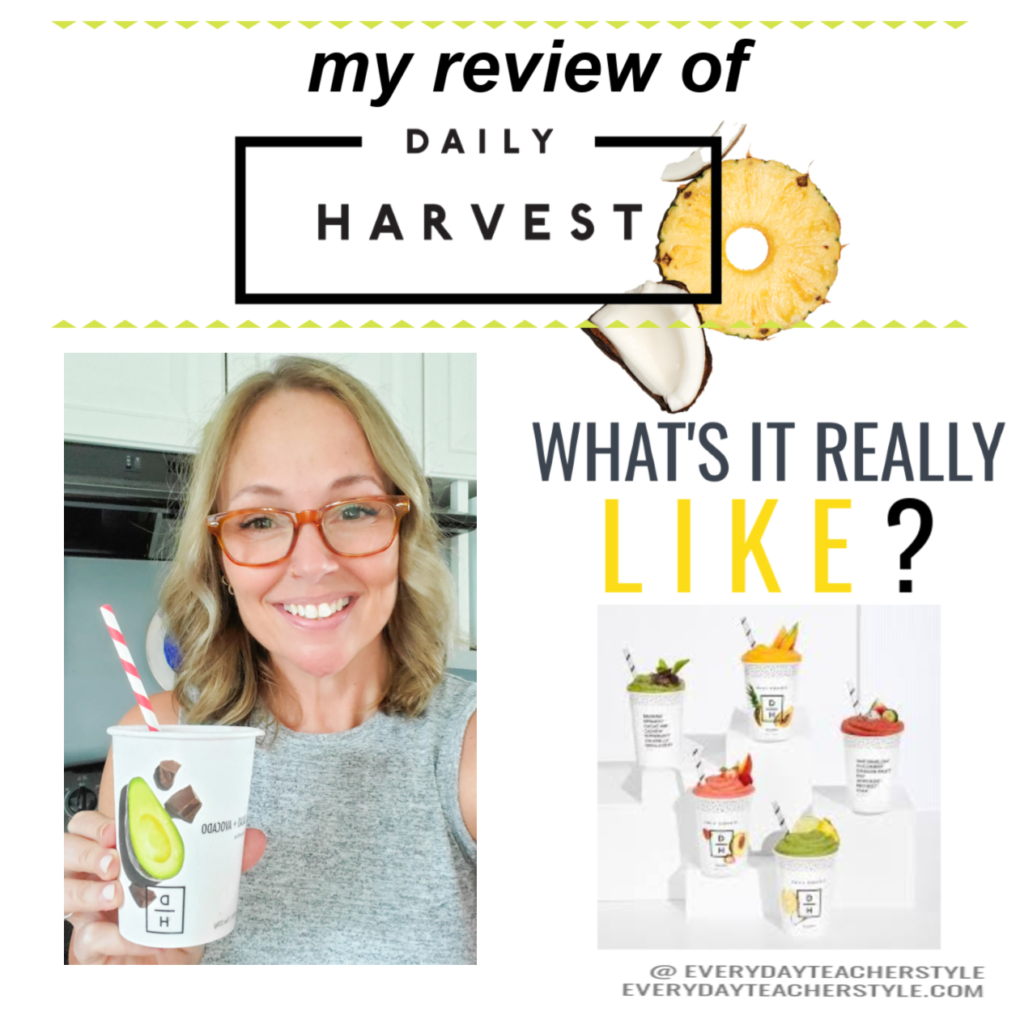 Daily Harvest Review title image