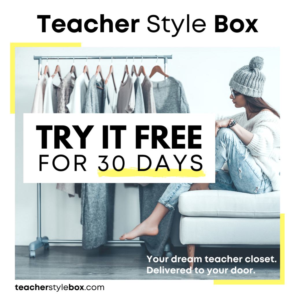 Teacher Style Box try it for free image