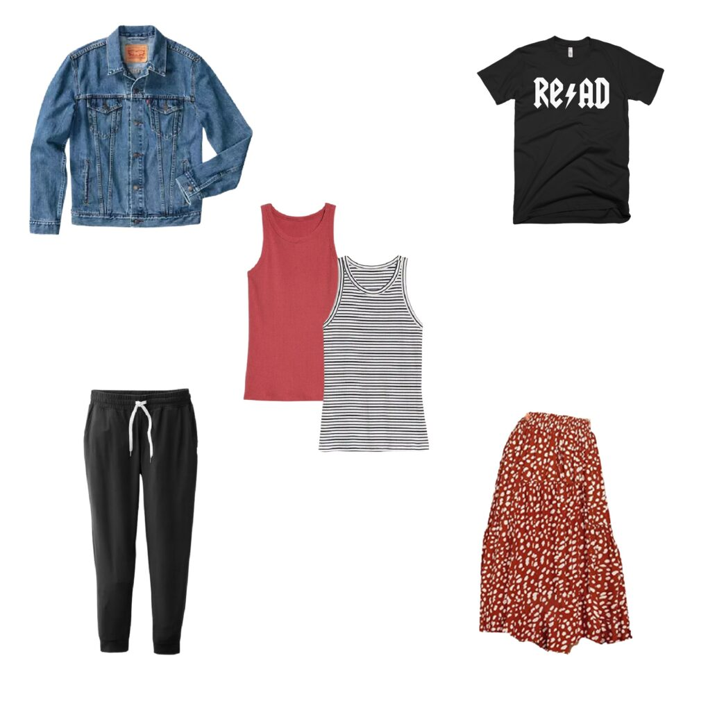 Five closet staple items for teachers to wear year round