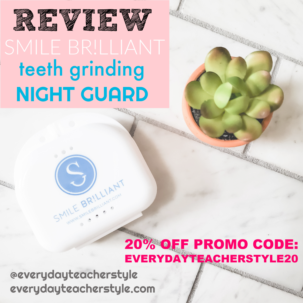 Smile Brilliant Custom Night Guards for Grinding Teeth Review