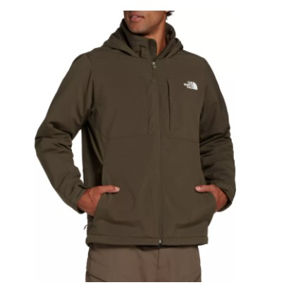 The North Face Men's Apex Elevation Jacket in New Taupe Green