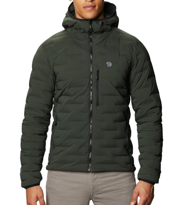 Mountain Hardware Super/DS Strethdown Hooded Jacket